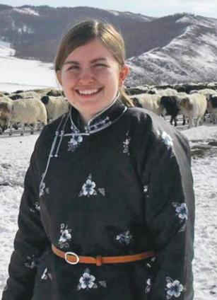 Erica Dawn Geary, DVM