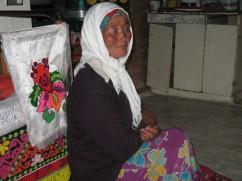 Kazakh Grandma