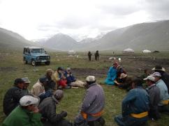 Mongolia Classroom